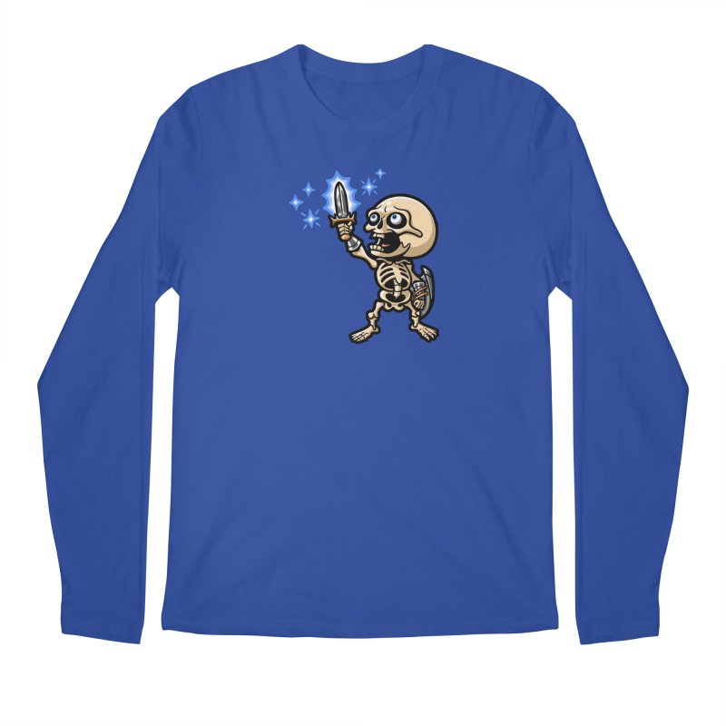 I Have the Power! Men's Regular Longsleeve T-Shirt by Rina Rozsas's Artist Shop
