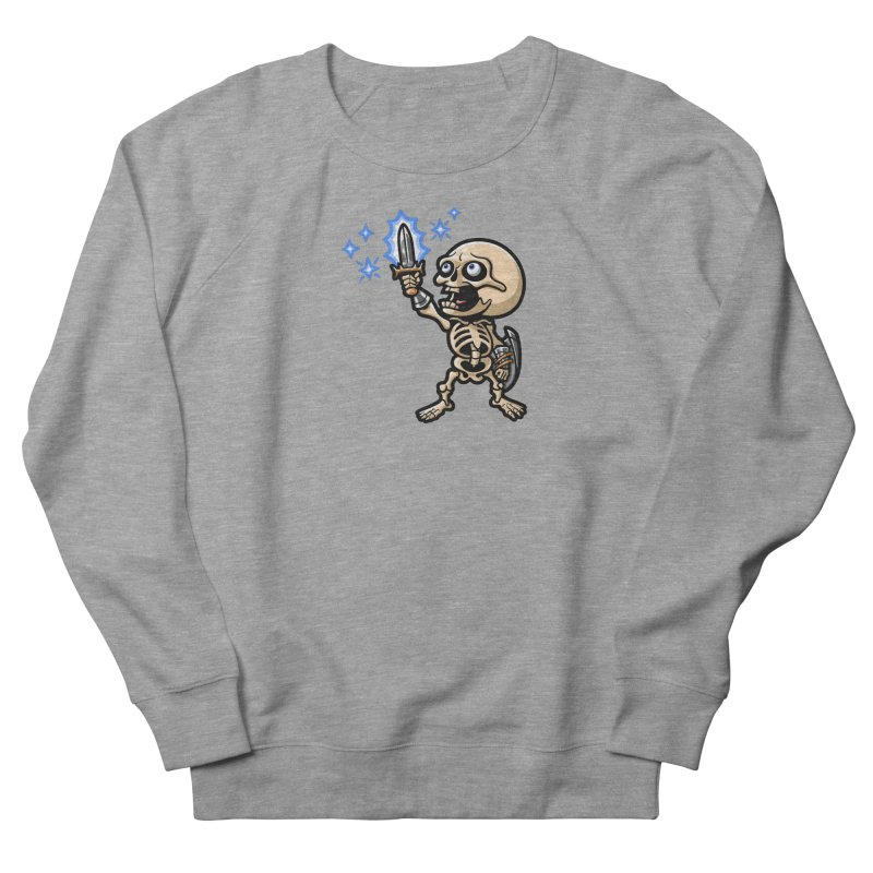 I Have the Power! Men's French Terry Sweatshirt by Rina Rozsas's Artist Shop