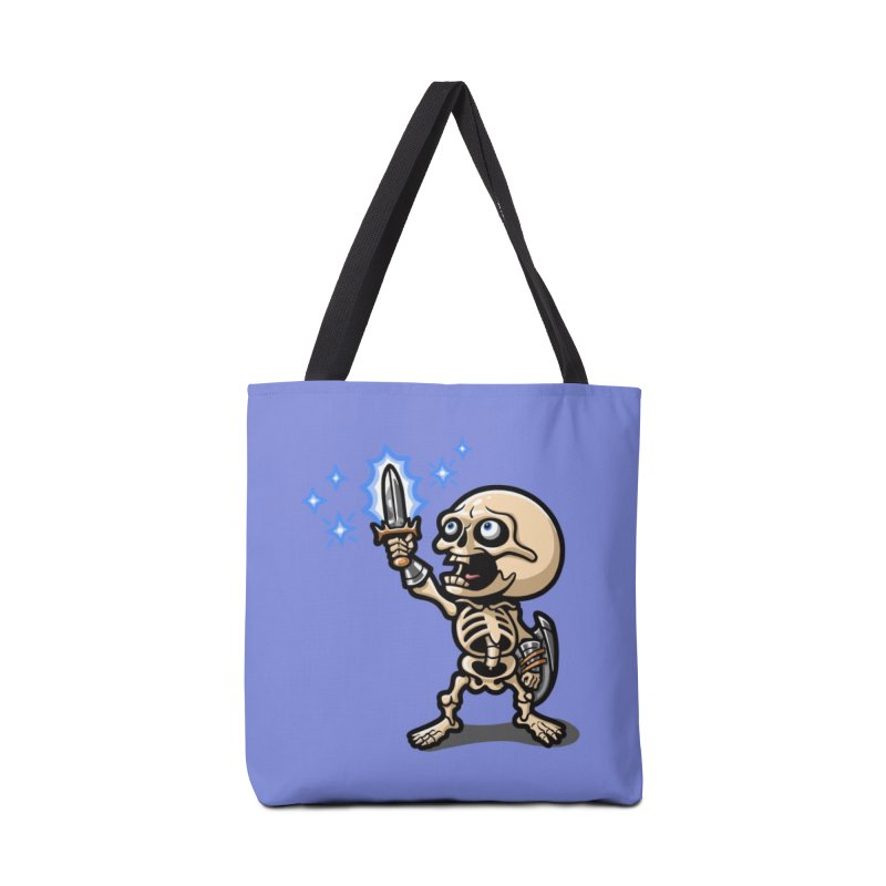 I Have the Power! Accessories Bag by Rina Rozsas's Artist Shop