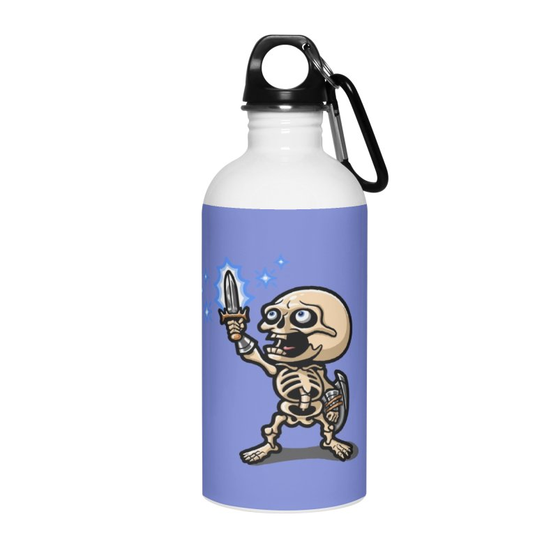 I Have the Power! Accessories Water Bottle by Rina Rozsas's Artist Shop