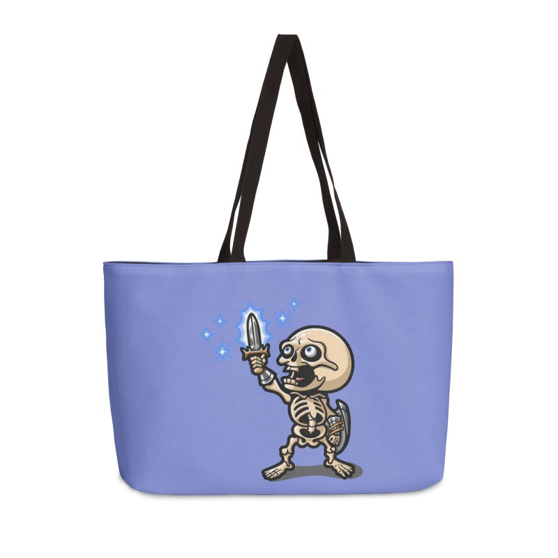 I Have the Power! Accessories Weekender Bag Bag by Rina Rozsas's Artist Shop