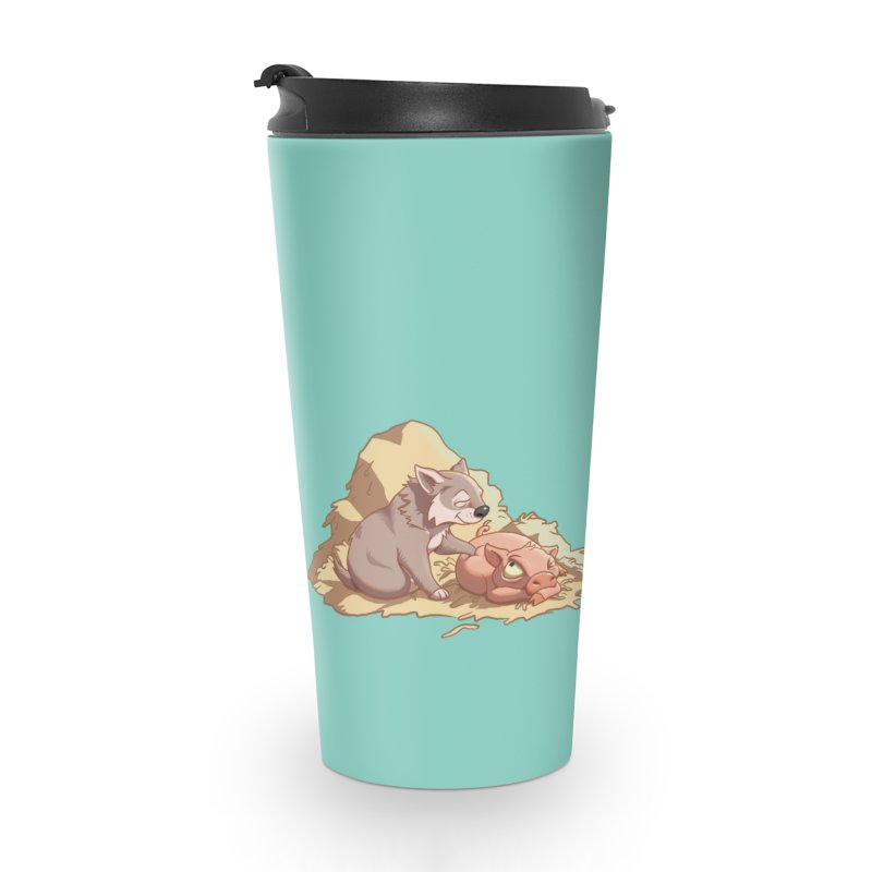 Tag, you're it! Accessories Travel Mug by Rina Rozsas's Artist Shop
