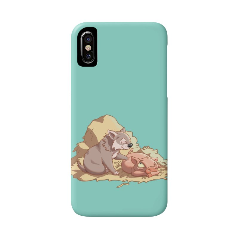 Tag, you're it! Accessories Phone Case by Rina Rozsas's Artist Shop