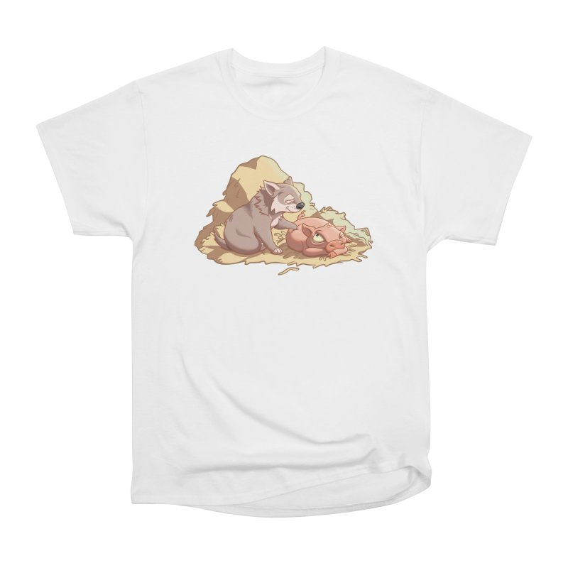 Tag, you're it! Women's Heavyweight Unisex T-Shirt by Rina Rozsas's Artist Shop