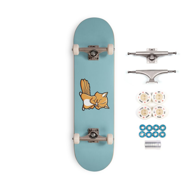 Face Palm Accessories Complete - Premium Skateboard by Rina Rozsas's Artist Shop