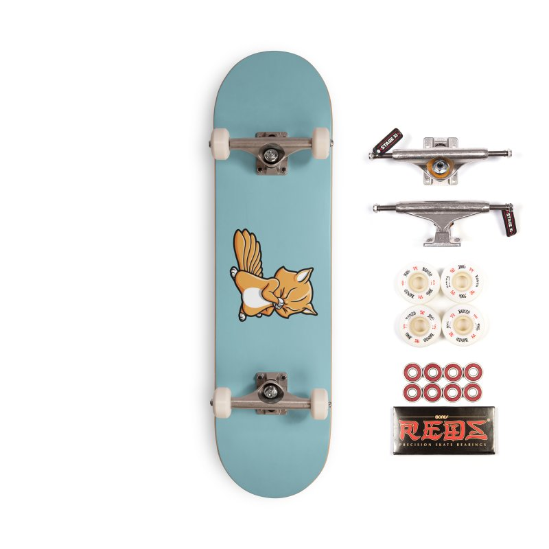 Face Palm Accessories Complete - Pro Skateboard by Rina Rozsas's Artist Shop