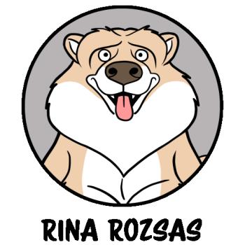 Rina Rozsas's Artist Shop Logo