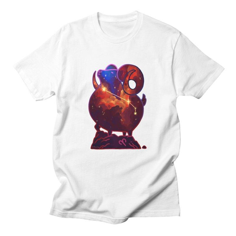 Chonkstellations: Aries Men's T-Shirt by Rincs' Doodles