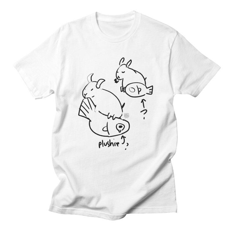 Capricorns Men's T-Shirt by Rincs' Doodles