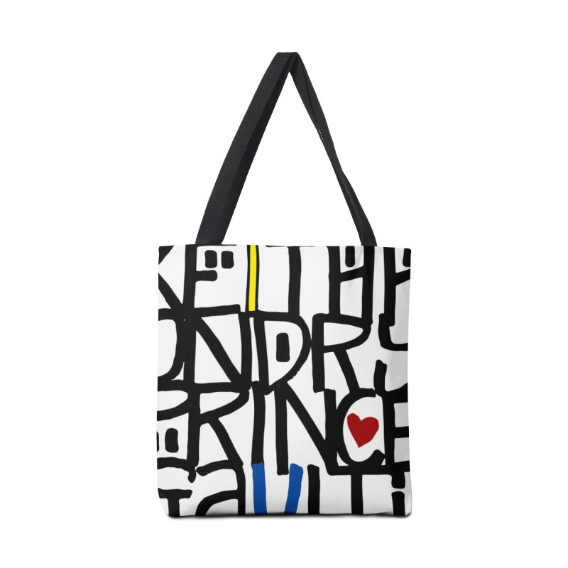 FAN Accessories Bag by christopheart