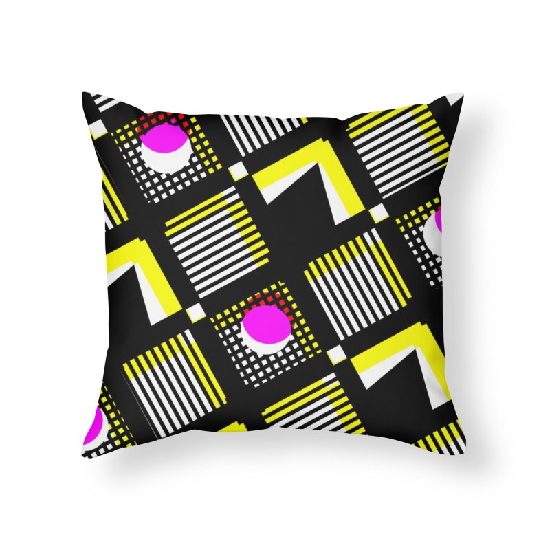 AF Home Throw Pillow by christopheart