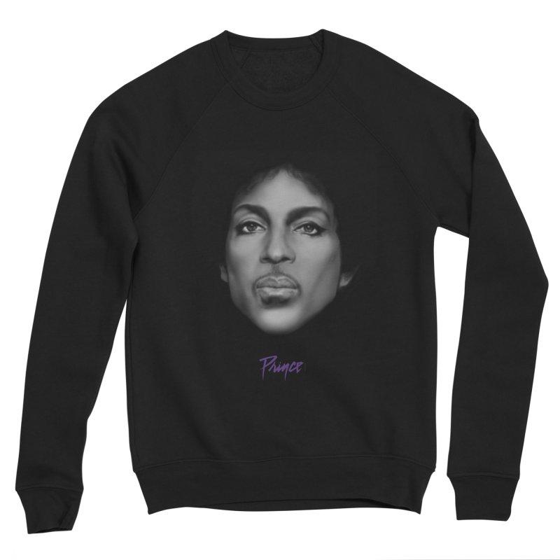 PRINCE IN BLACK Women's Sweatshirt by christopheart