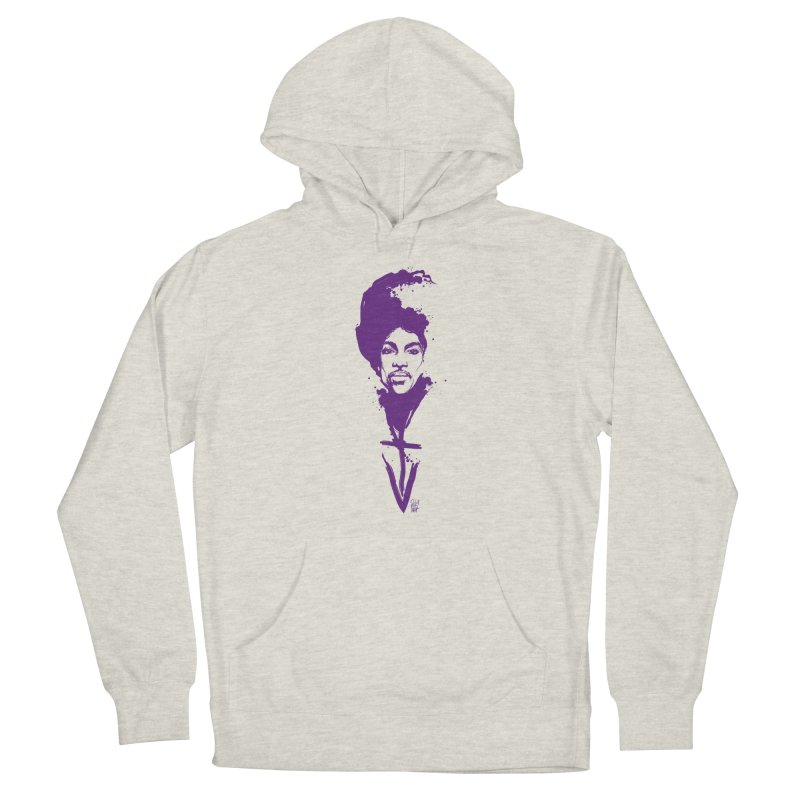 Prince sign Violet Men's Pullover Hoody by christopheart