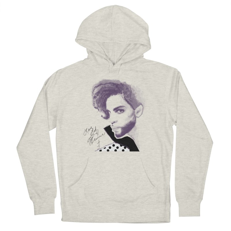 PRINCE LS Women's Pullover Hoody by christopheart