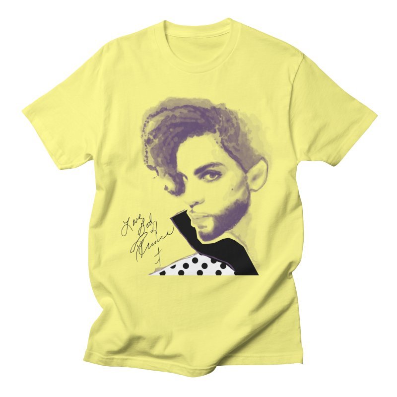 PRINCE LS Men's T-Shirt by christopheart