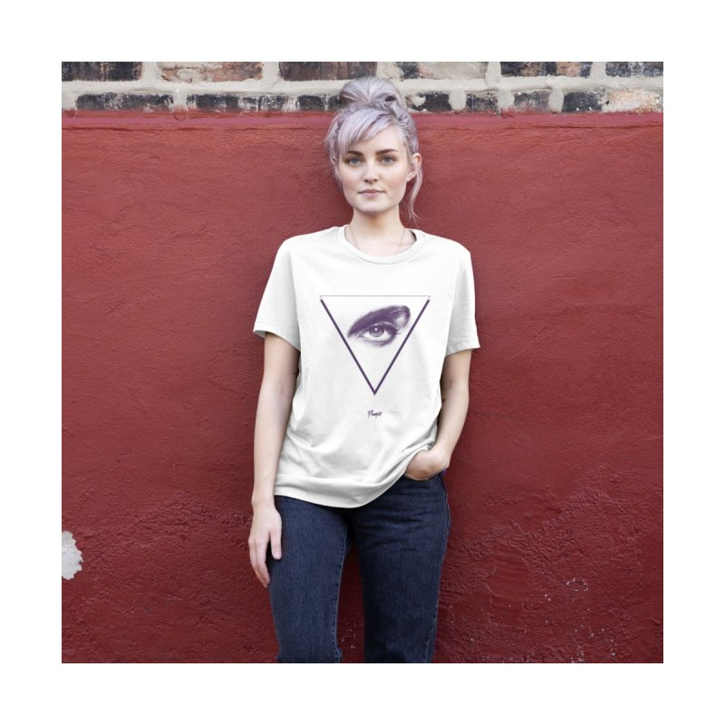 PRINCE EYE Men's T-Shirt by christopheart