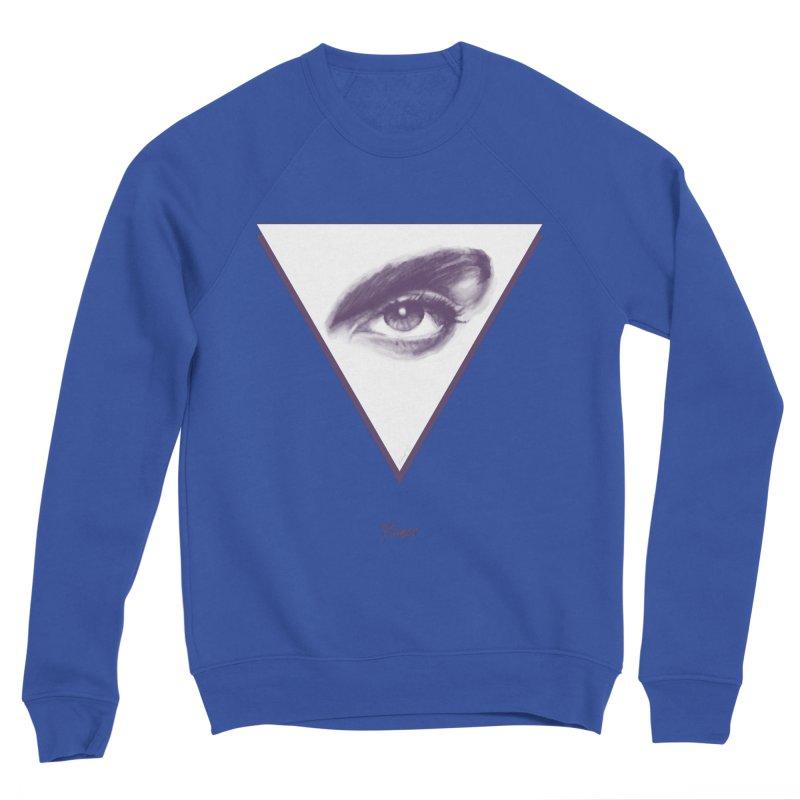 PRINCE EYE Women's Sweatshirt by christopheart