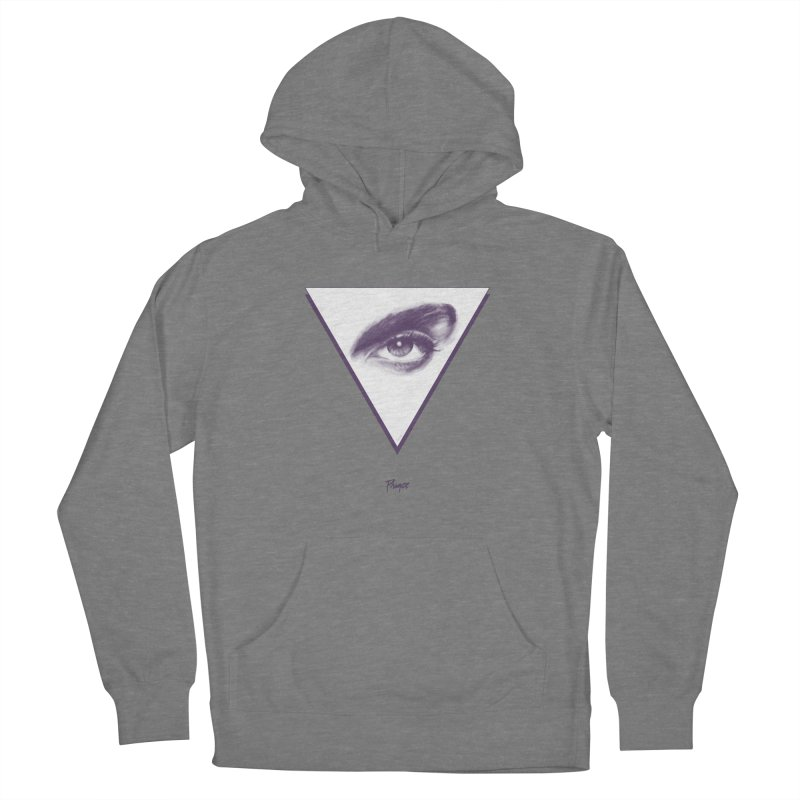 PRINCE EYE Women's Pullover Hoody by christopheart