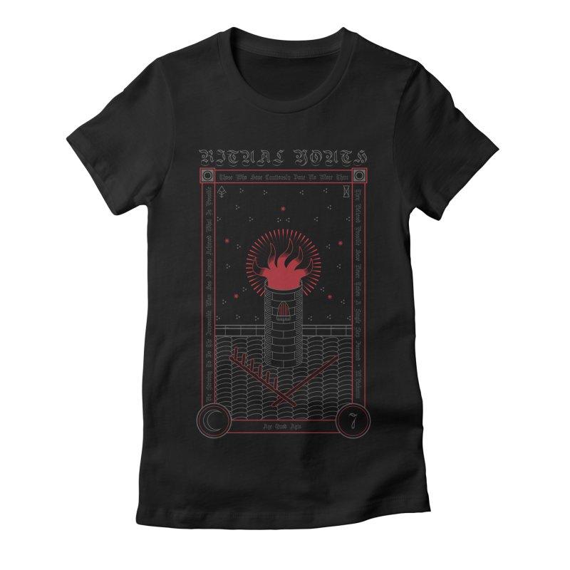 Age Quod Agis Women's T-Shirt by Ritual Youth