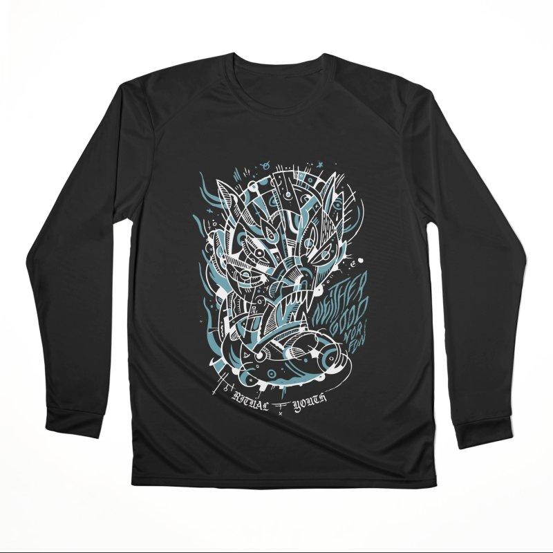 Neither Good, Nor Fun Men's Longsleeve T-Shirt by Ritual Youth