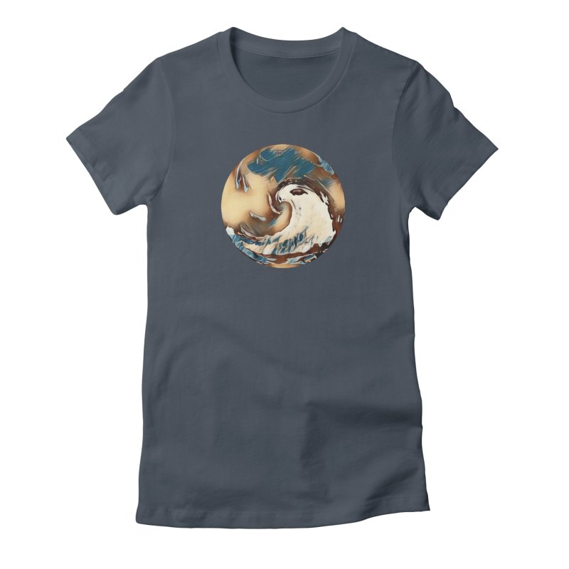 Flow with the Chi Women's T-Shirt by riverofchi's Artist Shop