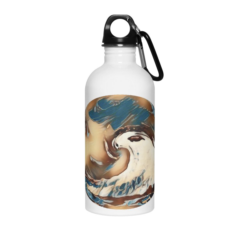 Flow with the Chi Accessories Water Bottle by riverofchi's Artist Shop