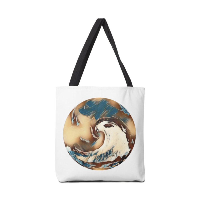 Flow with the Chi Accessories Tote Bag Bag by riverofchi's Artist Shop