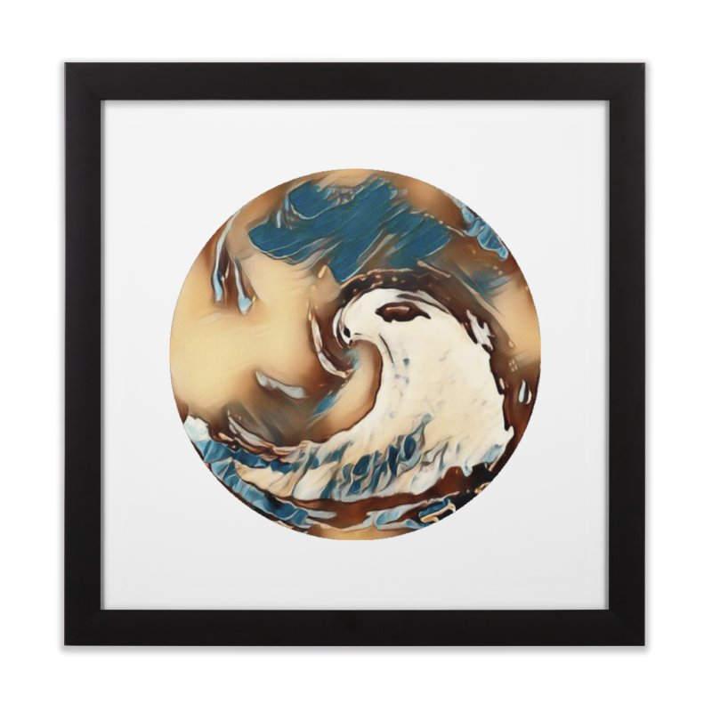 Flow with the Chi Home Framed Fine Art Print by riverofchi's Artist Shop