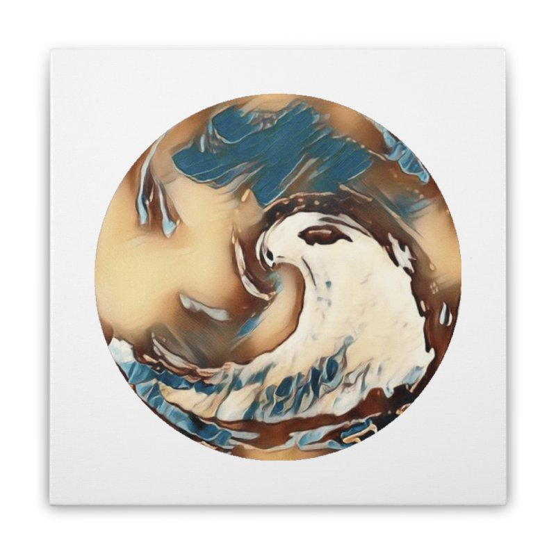 Flow with the Chi Home Stretched Canvas by riverofchi's Artist Shop