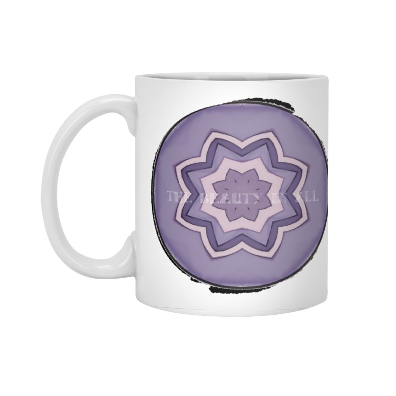 The Beauty In All Accessories Standard Mug by riverofchi's Artist Shop