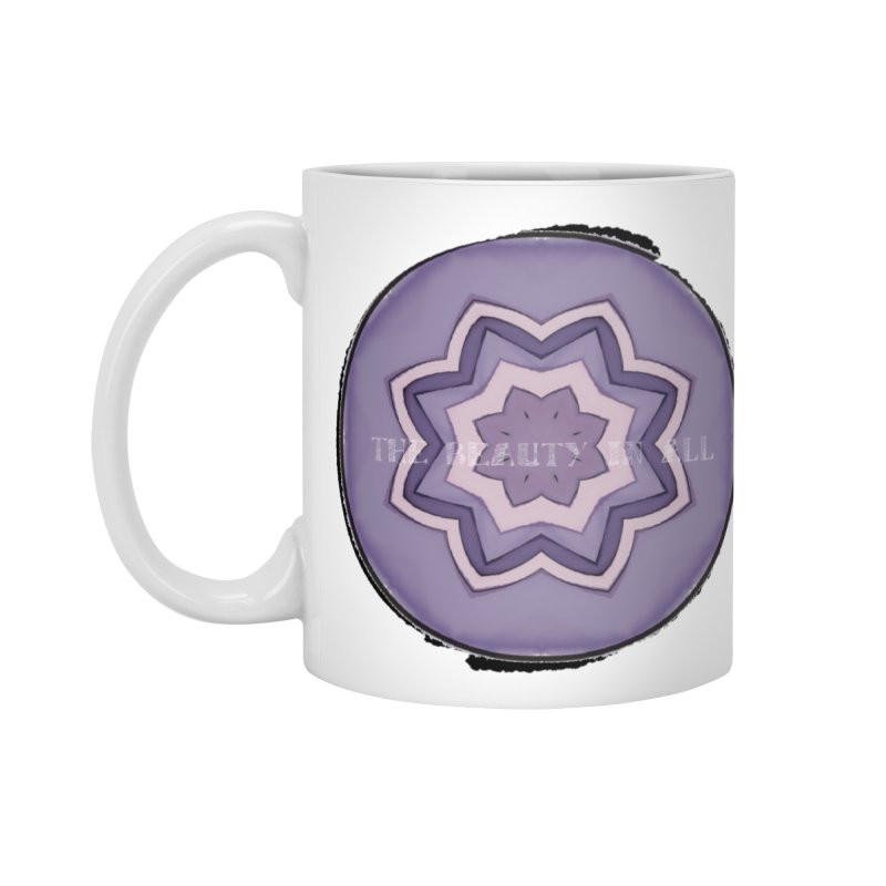 The Beauty In All Accessories Mug by riverofchi's Artist Shop