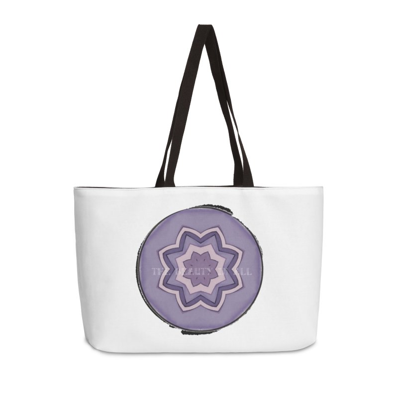 The Beauty In All Accessories Bag by riverofchi's Artist Shop