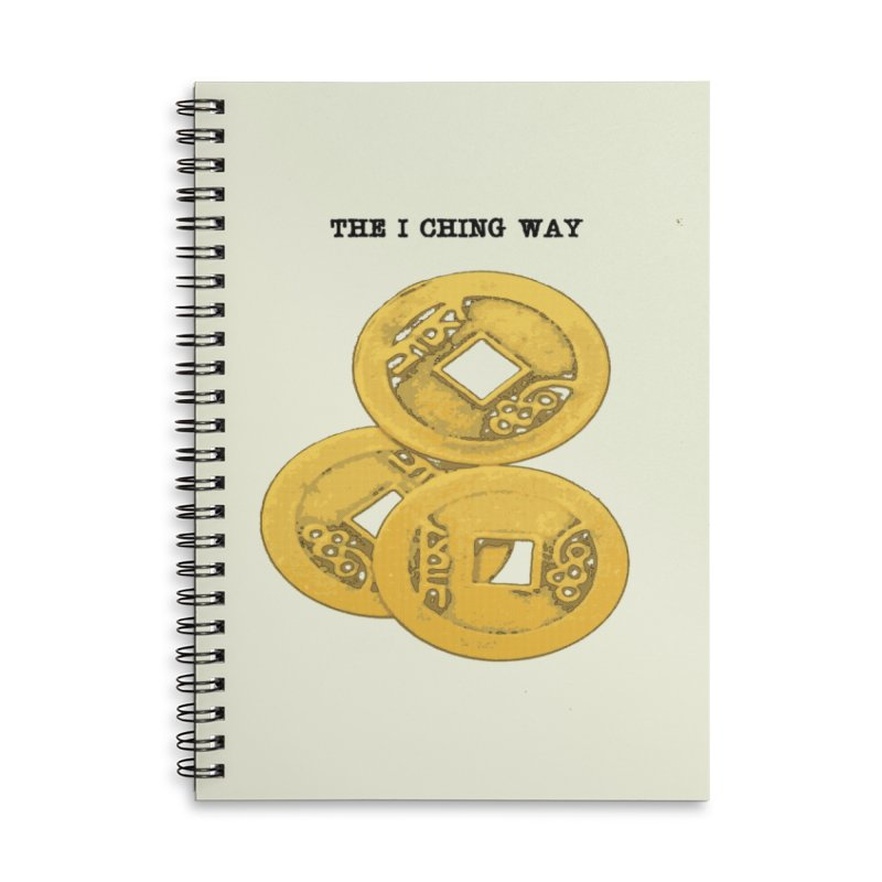 The I Ching Way in Lined Spiral Notebook by riverofchi's Artist Shop