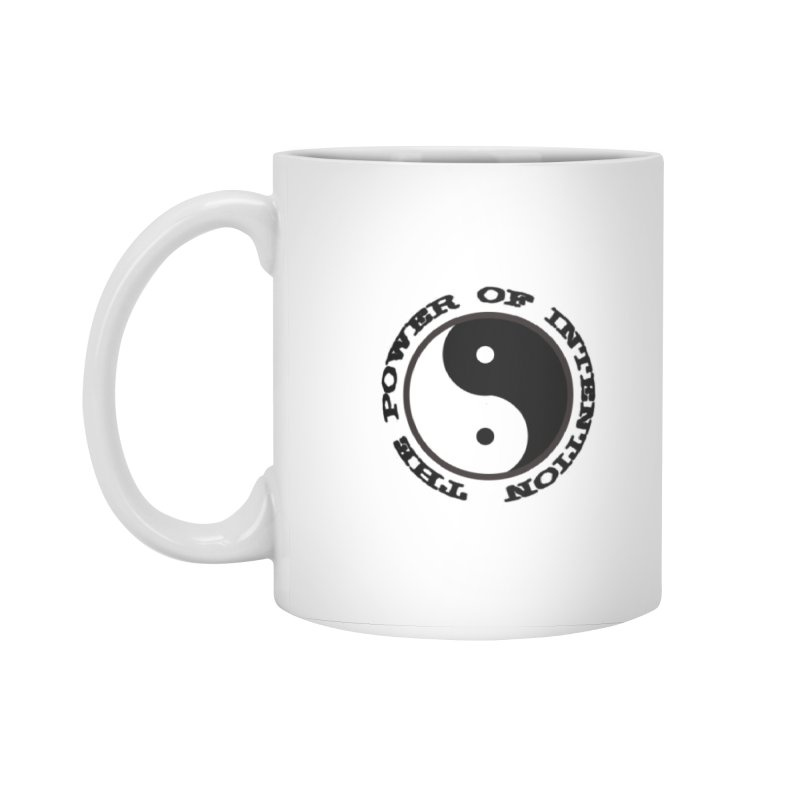 The Power of Intention Accessories Standard Mug by riverofchi's Artist Shop