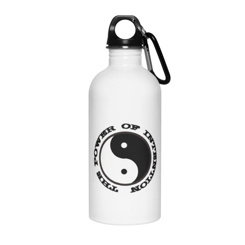 The Power of Intention Accessories Water Bottle by riverofchi's Artist Shop