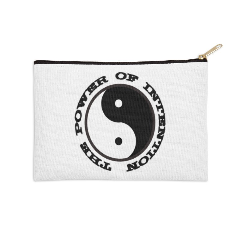 The Power of Intention Accessories Zip Pouch by riverofchi's Artist Shop