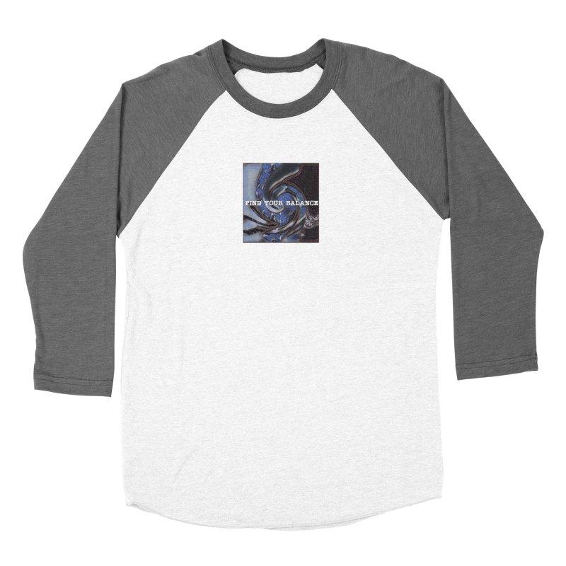FIND YOUR BALANCE Women's Longsleeve T-Shirt by riverofchi's Artist Shop