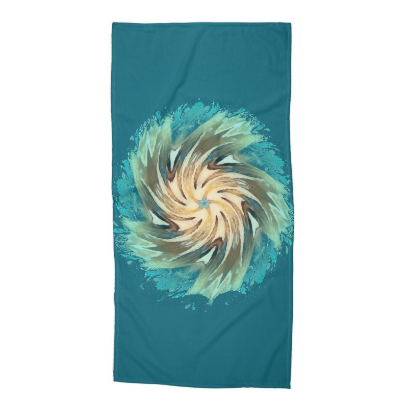 Progress Forward Accessories Beach Towel by riverofchi's Artist Shop