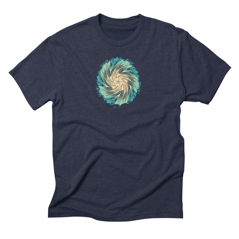 Progress Forward Men's Triblend T-Shirt by riverofchi's Artist Shop
