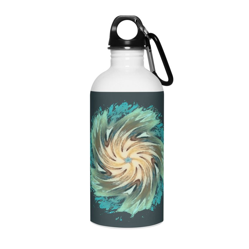 Progress Forward Accessories Water Bottle by riverofchi's Artist Shop