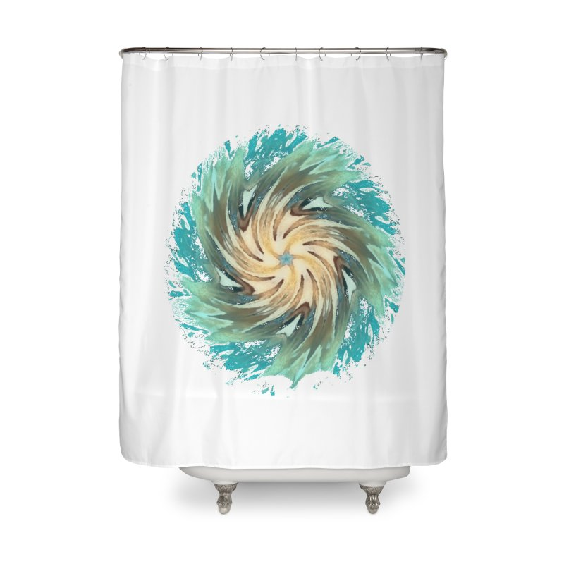 Progress Forward Home Shower Curtain by riverofchi's Artist Shop