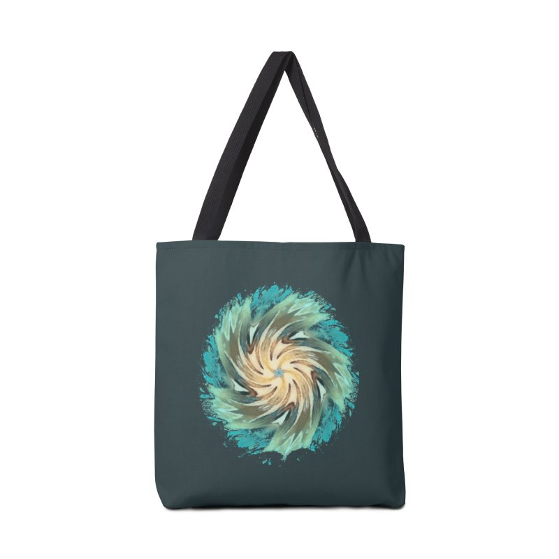 Progress Forward Accessories Bag by riverofchi's Artist Shop