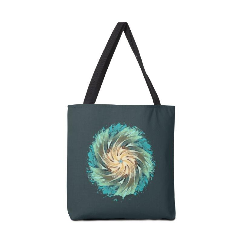 Progress Forward Accessories Bag by riverofchi's Artist Shop