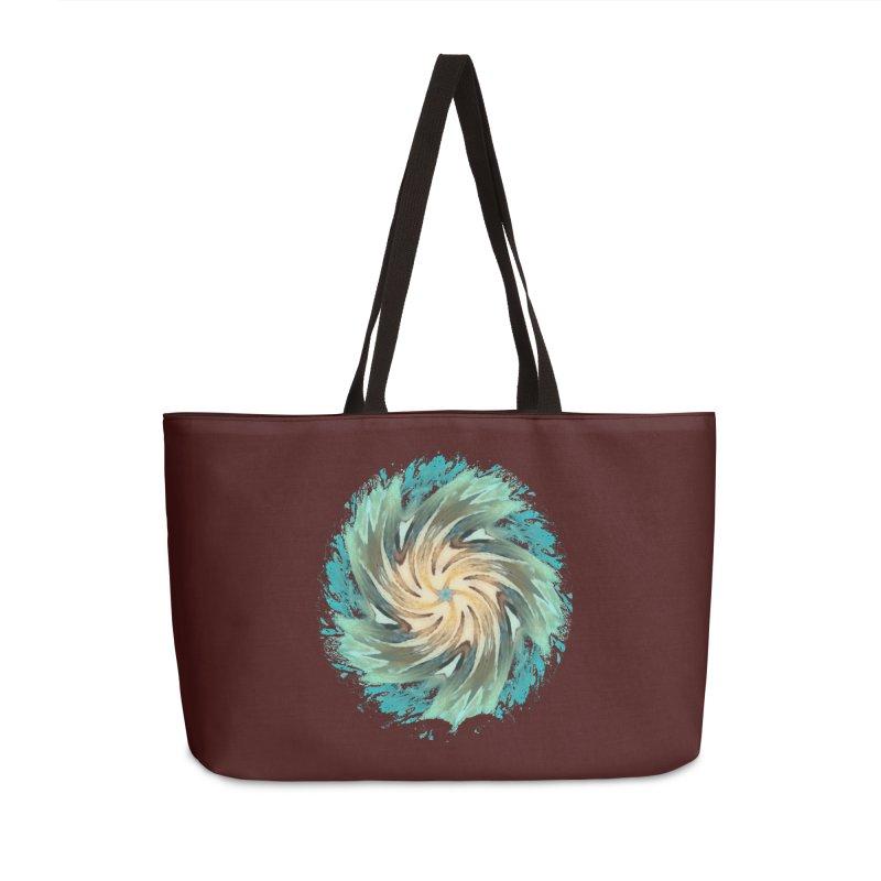 Progress Forward Accessories Weekender Bag Bag by riverofchi's Artist Shop