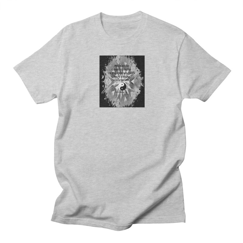 Progress Men's T-Shirt by riverofchi's Artist Shop