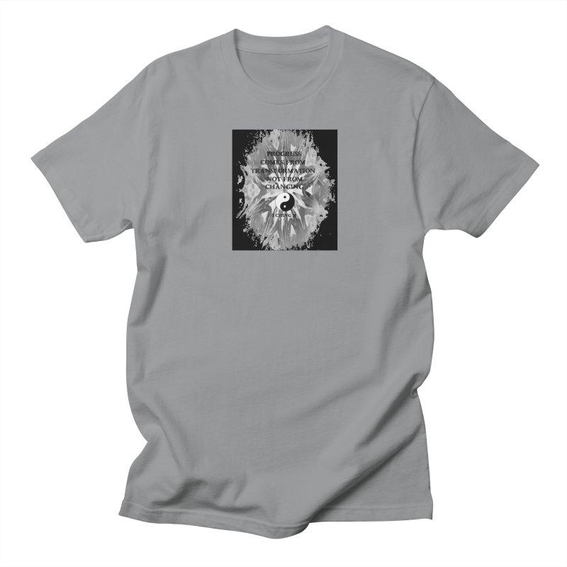 Progress Women's Unisex T-Shirt by riverofchi's Artist Shop