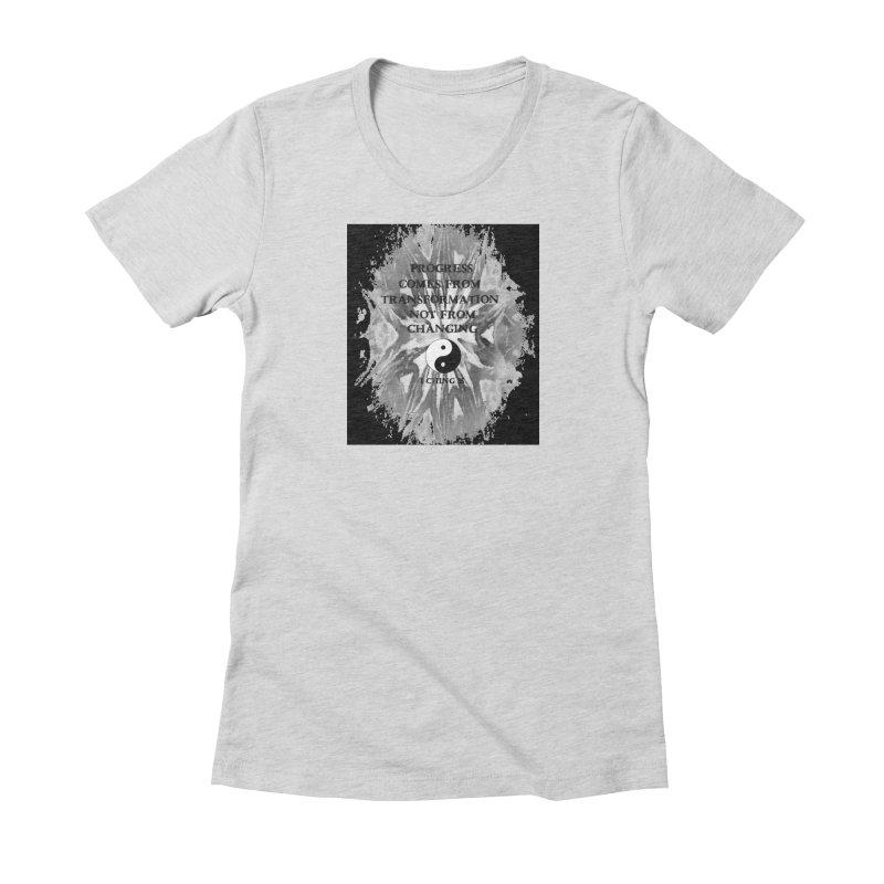 Progress Women's T-Shirt by riverofchi's Artist Shop