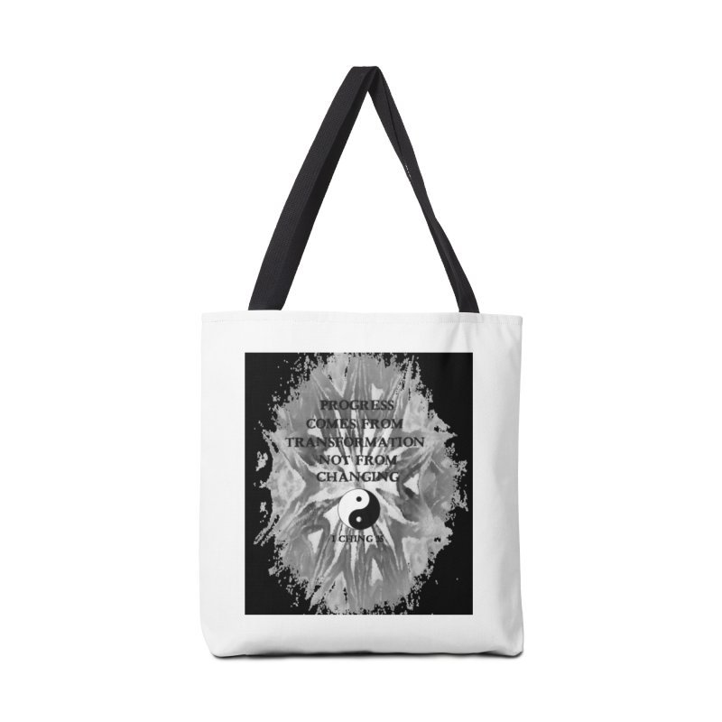 Progress Accessories Tote Bag Bag by riverofchi's Artist Shop