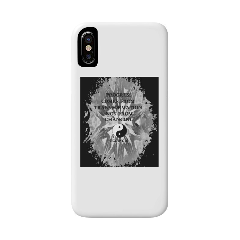 Progress Accessories Phone Case by riverofchi's Artist Shop