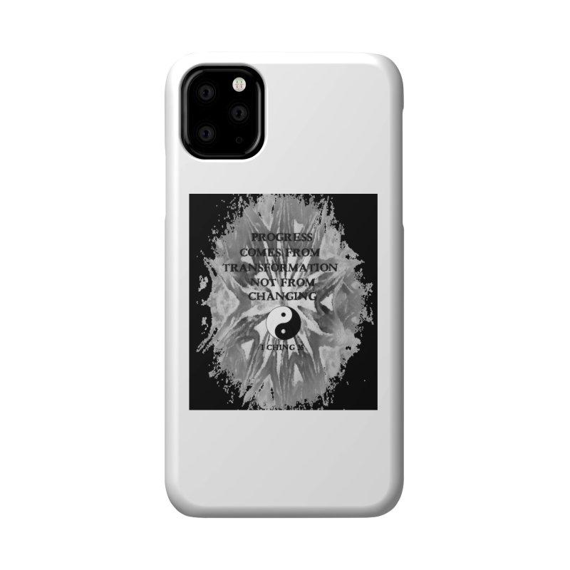 Progress Accessories Phone Case by riverofchi's Artist Shop